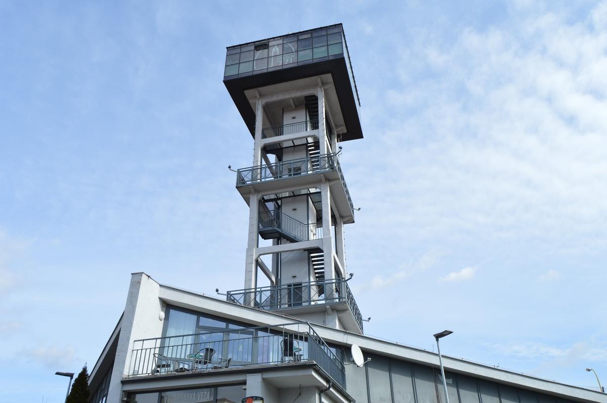 Prevádzka Vodárenskej veže