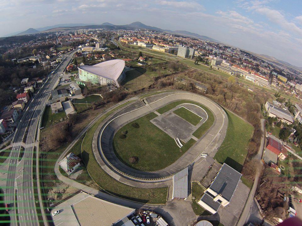 Cyklistický Velodrom Prešov